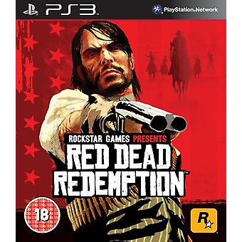 Red Dead Redemption (PS3) - New