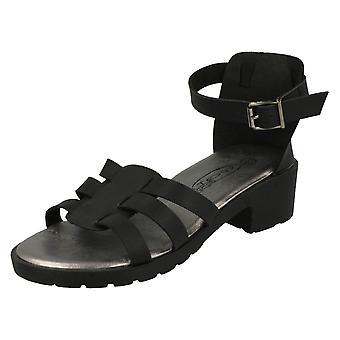 Meisjes plek op Bucke riem sandalen