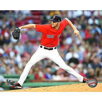 Chris Sale 2018 Action Photo Print