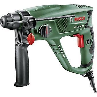 Bosch huis en tuin PBH 2500 RE SDS-Plus-Hammer boren 600 W incl. case