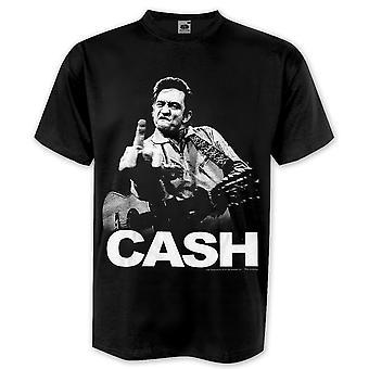 Johnny Cash T-Shirt Flippin Unisex