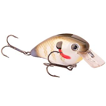 Strike King 7/16 oz Square Bill Silent Crankbait - Sexy Sunfish