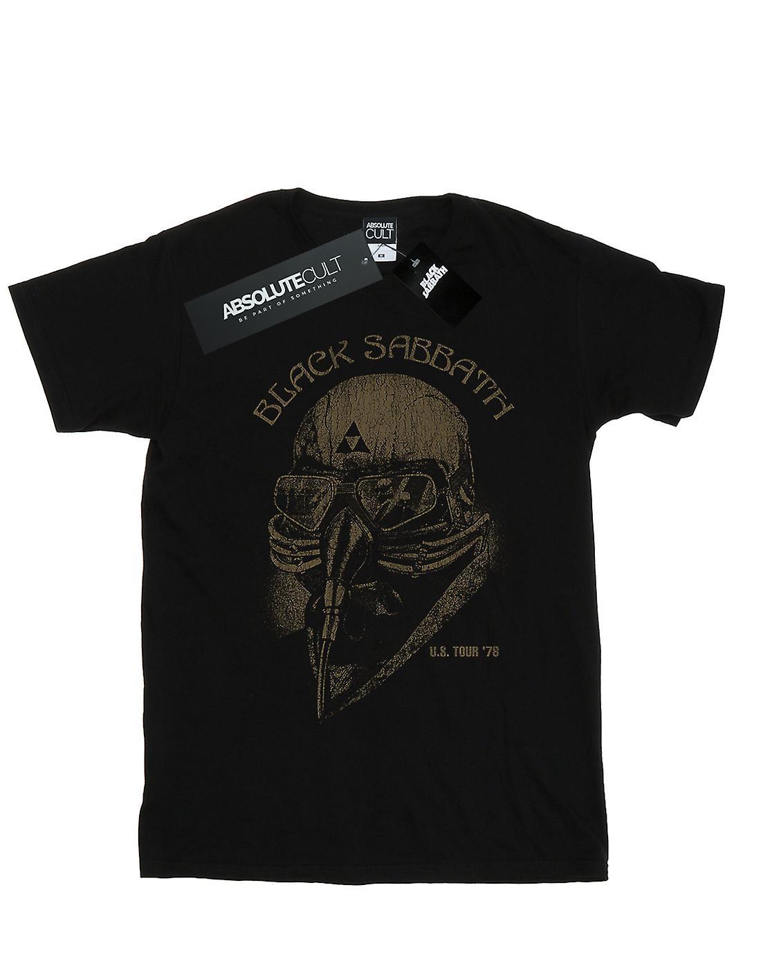 Black Sabbath Women's Tour 78 Boyfriend Fit T-Shirt