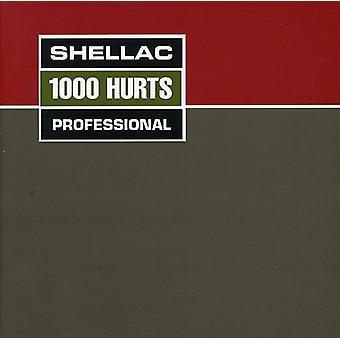 Shellac - 1000 Hurts [CD] USA import