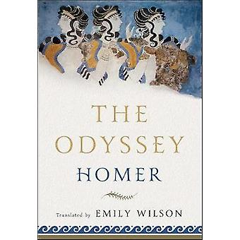 The Odyssey by The Odyssey - 9780393356250 Book