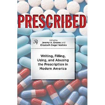 Prescritti - scrittura - riempimento - usando - e abusando la prescrizione