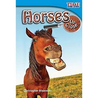 Paarden van dichtbij door Christopher Blazeman - 9781433336171 boek