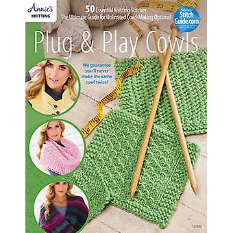 Plug & Play Cowls - Including 50+ Mix & Match Stitch Patterns by Beth