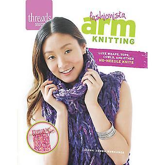 Fashionista Arm breien - Luxe Wraps - Tops - rookkanalen- en andere niet-Ne