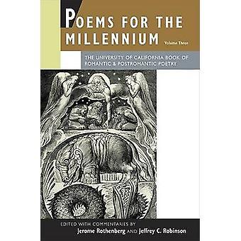 Gedichten voor de Millennium - het boek van de Universiteit van Californië van Romant