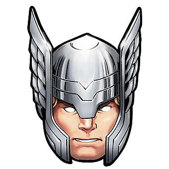 Thor fra Marvel's The Avengers Single Card Party Fancy Dress Mask