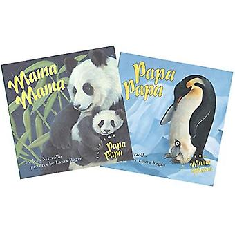 Mama Mama/Papa Papa (Flip Board böcker (HarperFestival))