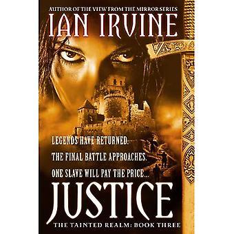 Justitie (bedorven Realm trilogie)