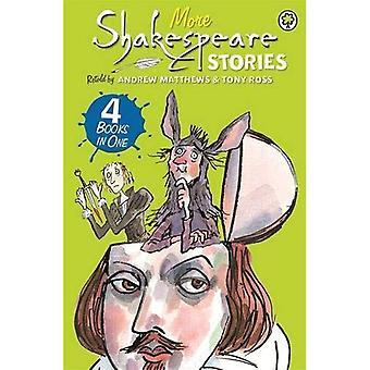 Meer verhalen van Shakespeare
