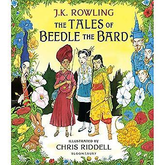 The Tales of Beedle Bard av JK Rowling
