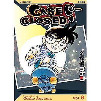 Caso cerrado: Volumen 9 (caso cerrado)
