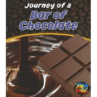 Journey of a Bar of Chocolate (Heinemann First Library: Journey of A...)
