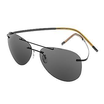 Simplificar Sullivan polarizado gafas de sol - negro/negro