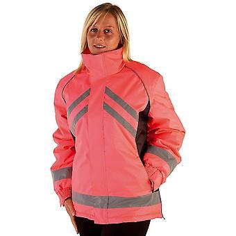 HyVIZ Adults Waterproof Riding Jacket