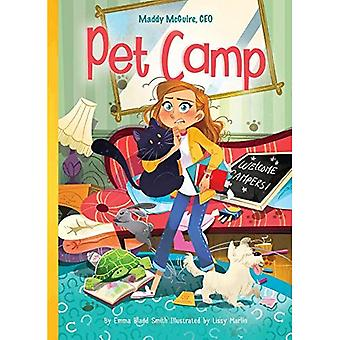Pet Camp (Maddy Mcguire, CEO)