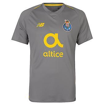 New Balance Mens Porto Away Shirt-2018-2019