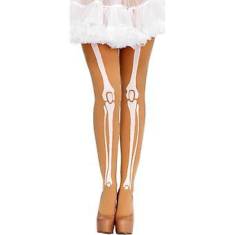 Panty skelet Ptinted