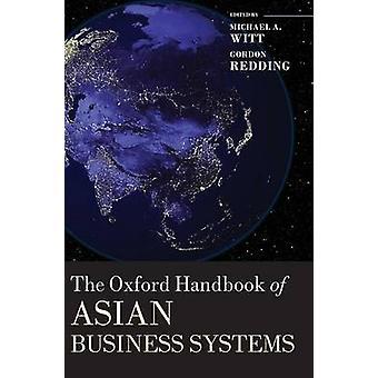 Oxford Handbook of Asian forretningssystemer af Witt & Michael Andersen