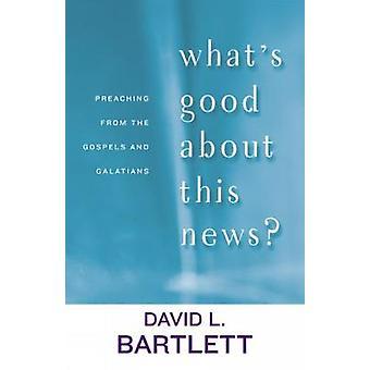 Whats hyvä uutisia jäseneltä Bartlett & David Lyon