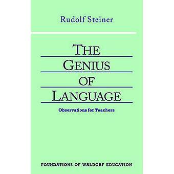 Genius of Language by Steiner & Rudolf
