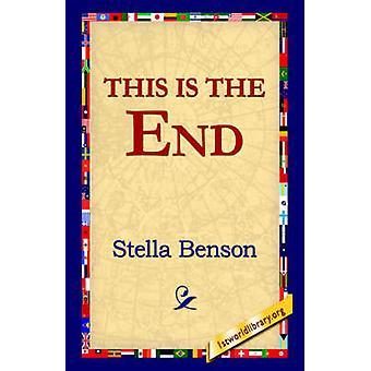 Dette er slutten av Benson & Stella