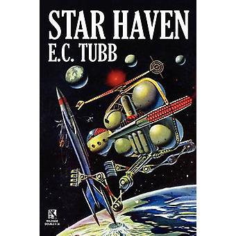 Sterren Haven A Science Fiction verhaal tijd val A Science Fiction roman Wildside dubbel 26 door Tubb & E. C.