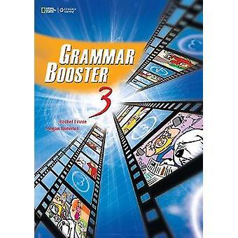 GRAMMAR BOOSTER 3 Students Book by Finnie & Rachel
