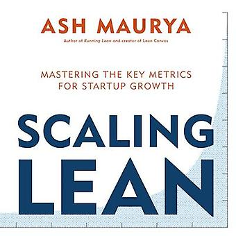 Scaling Lean - Mastering the Key Metrics for Startup Growth by Ash Mau