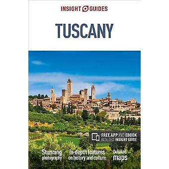 Insight Guides Tuscany (Travel Guide with Free eBook) by Insight Guid