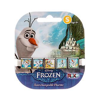 Disney Frozen Summertime OLAF 5-pulseira charme (pequeno)