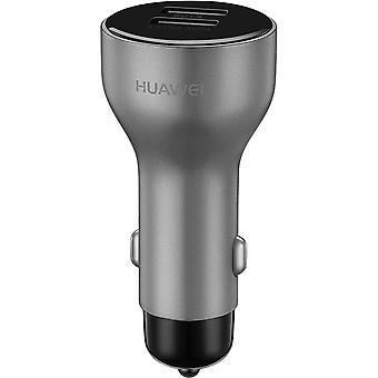 Allume-cigare chargeur 2A 2 ports USB charge ultra-rapide Huawei noir