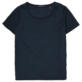 Maison Scotch Night Printed Top