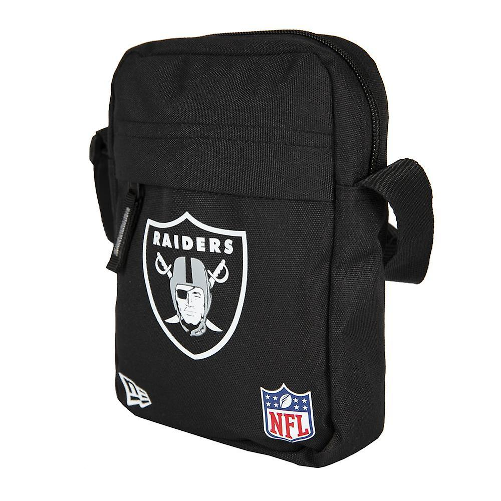 New Era NFL Side Bag ~ Oakland Raiders