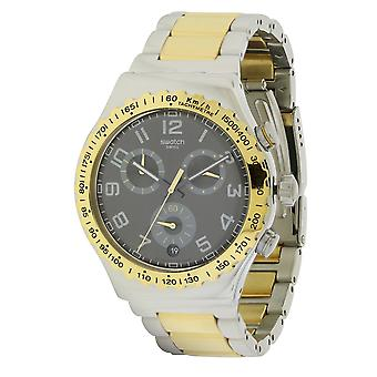 Swatch GOLDEN YOUTH Mens Watch YVS427G