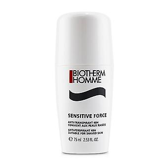 Biotherm Homme Sensitive Force Antiperspirant 48h - 75ml/2.53oz