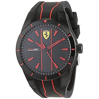 Scuderia Ferrari Clock Man ref. 0830481