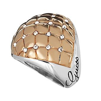 Guess Woman Alloy Ring Size 14 UBR51415-54