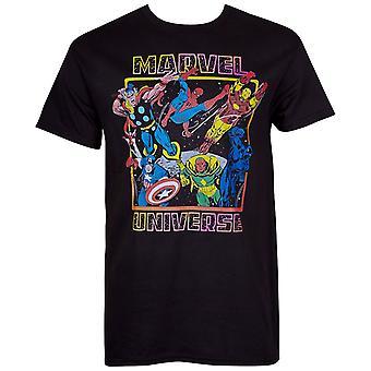 Marvel Universe 80th Men's T-Shirt