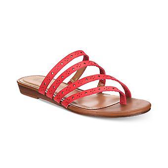 Stijl & Co. Womens Barrees open teen casual strappy sandalen