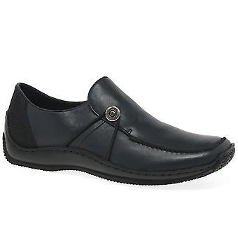أحذية عادية المرأة دونا Rieker