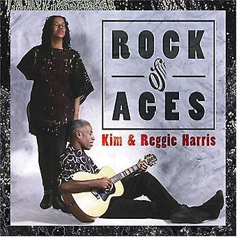 キム ・ ハリス ・ レジー - ロック ・年齢 [CD] USA 輸入