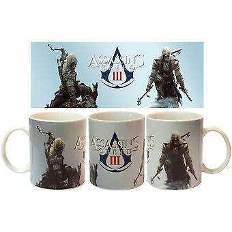 Assassin's Creed 3 Connor Mug