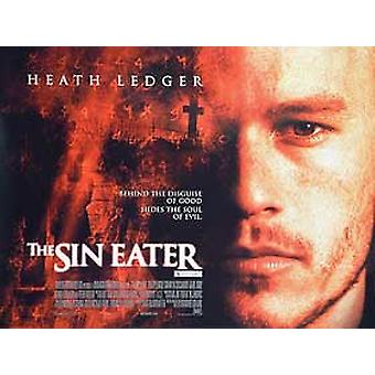 The Sin Eater Original Cinema Poster