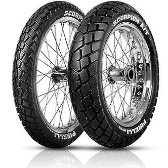 Pneus Moto Pirelli SCORPION MT90 A/T ( 90/90-21 TL 54V M/C, Roue avant )