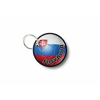 Cle Cles Key Brode Patch Ecusson Flag Balloon Foot Slovakia